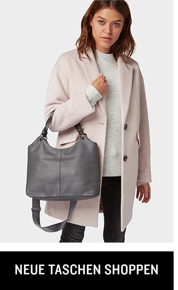 Neue Taschen shoppen