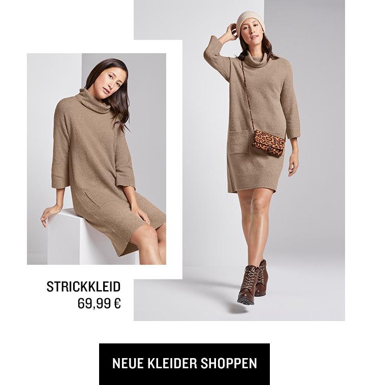 Neue Kleider shoppen